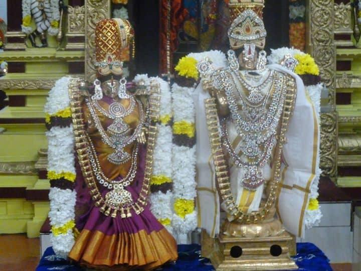 Sri Mahalakshmi Temple London 1