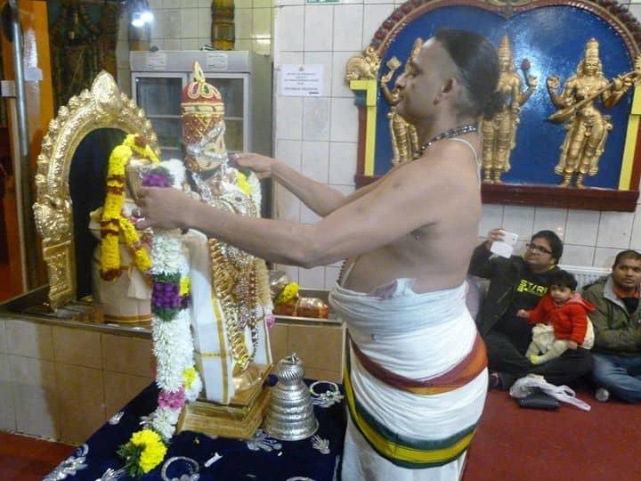 Sri Mahalakshmi Temple London 2