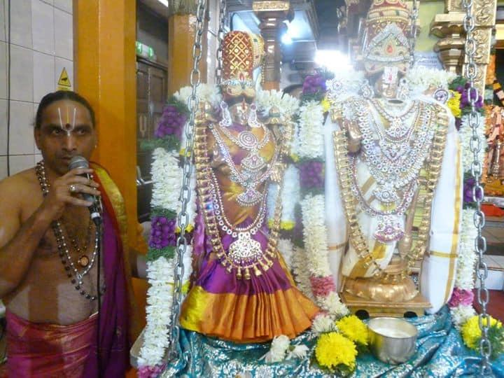 Sri Mahalakshmi Temple London 4