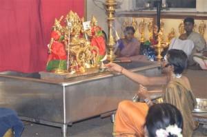 Sri Rajarajeswari Peetam Rush 1