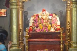 Sri Rajarajeswari Peetam Rush