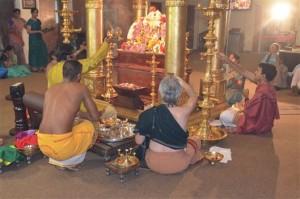 Sri Rajarajeswari Peetam Rush 4