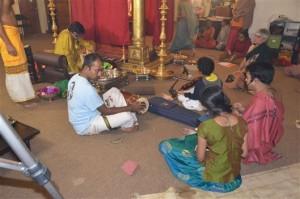 Sri Rajarajeswari Peetam Rush 5