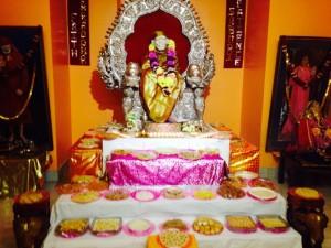 Sri Shirdi Sai Baba Temple Monroeville 2