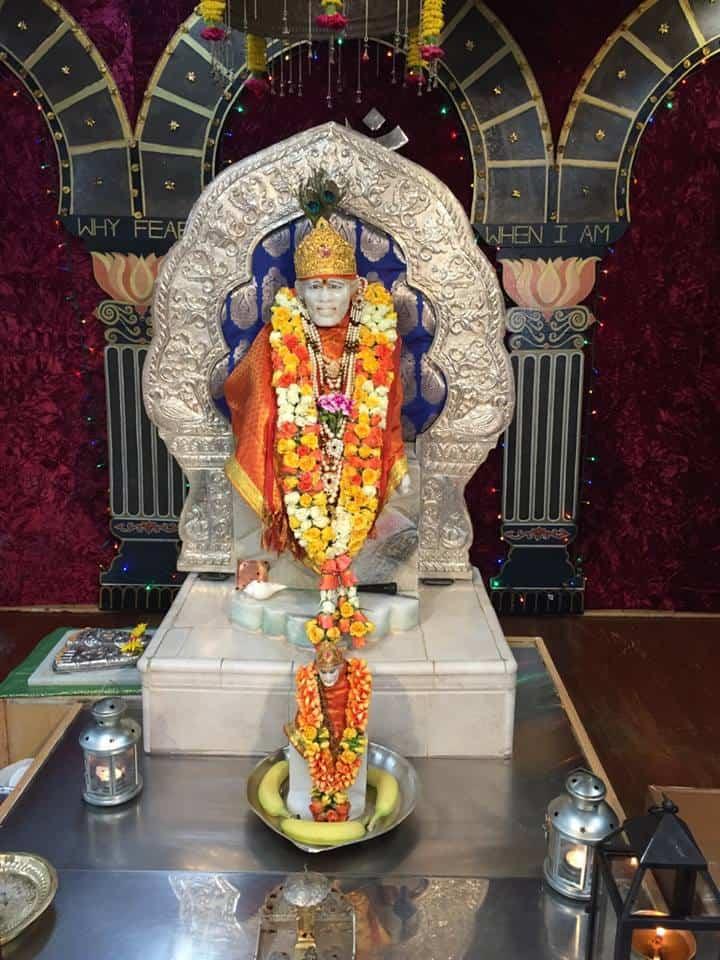 Sri Shirdi Sai Baba Temple Plano 1