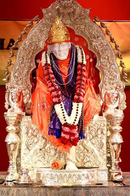 Sri Shirdi Sai Baba Temple of Austin 1