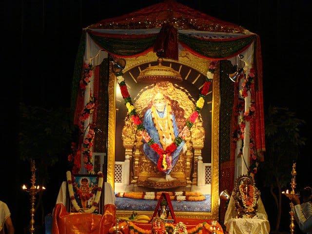 Sri Shirdi Saibaba Mandir of North Carolina 2