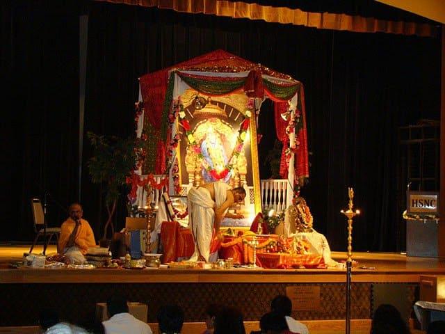 Sri Shirdi Saibaba Mandir of North Carolina 6