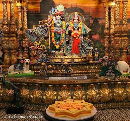 Sri Sri Radha Vrindavan Chandra Temple Moundsville 1