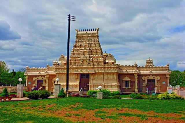 Sri Venkateswara Temple Bridgewater NJ1