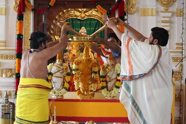 Sri Venkateswara Temple Castle Rock 4