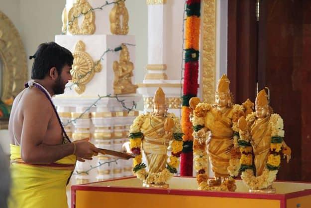Sri Venkateswara Temple Castle Rock 5