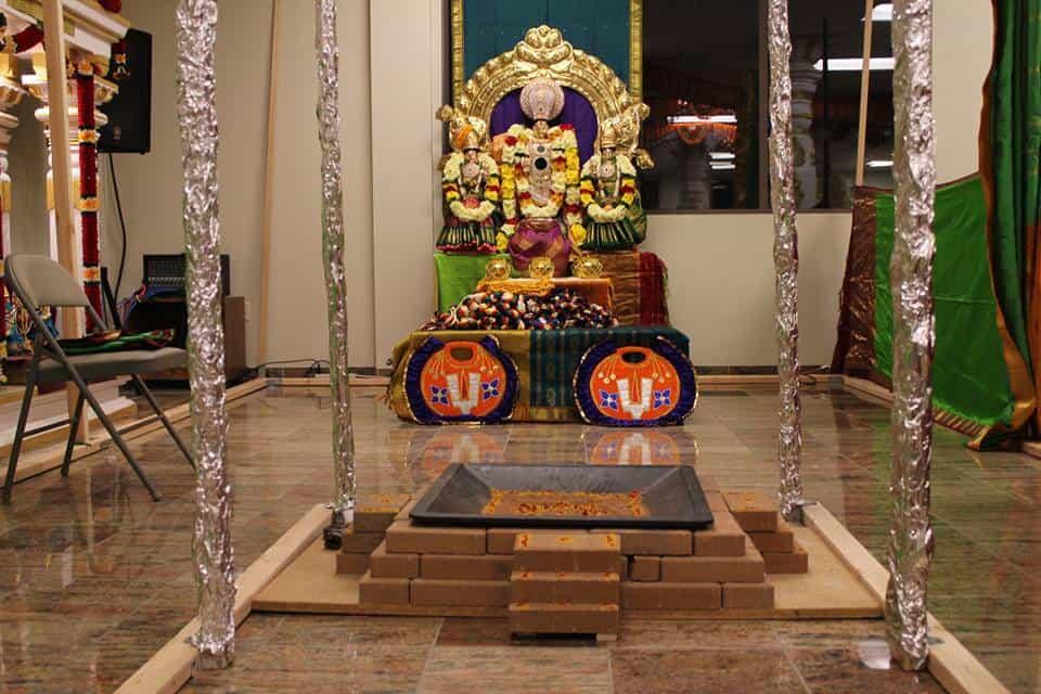 Sri Venkateswara Temple Castle Rock 6