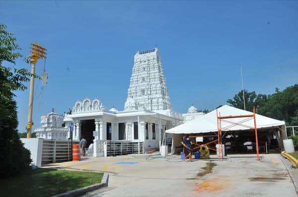 The Hindu Temple of Atlanta 1