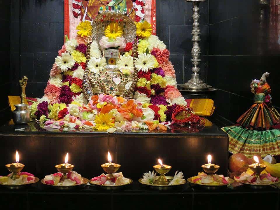 The Shiva Murugan Temple Concord 4