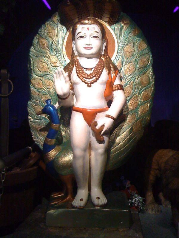 Universal Divine Temple 3