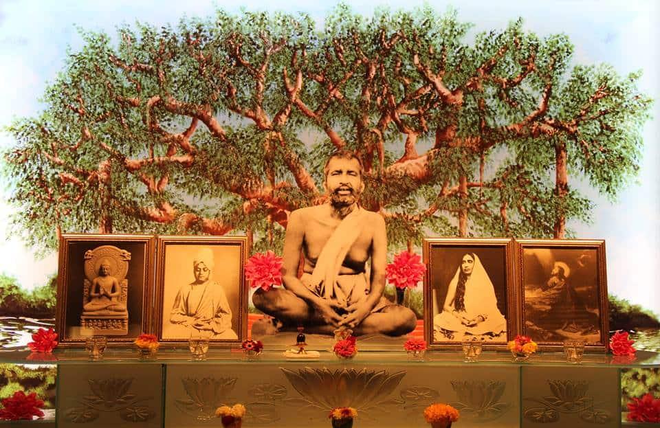 Vedanta Society Of Providence-All Hindu Temple   All Hindu Temples