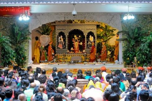 Vraj Mandir Shri Nathji Haveli Schuylkill Haven 1