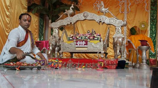 Vraj Mandir Shri Nathji Haveli Schuylkill Haven 4