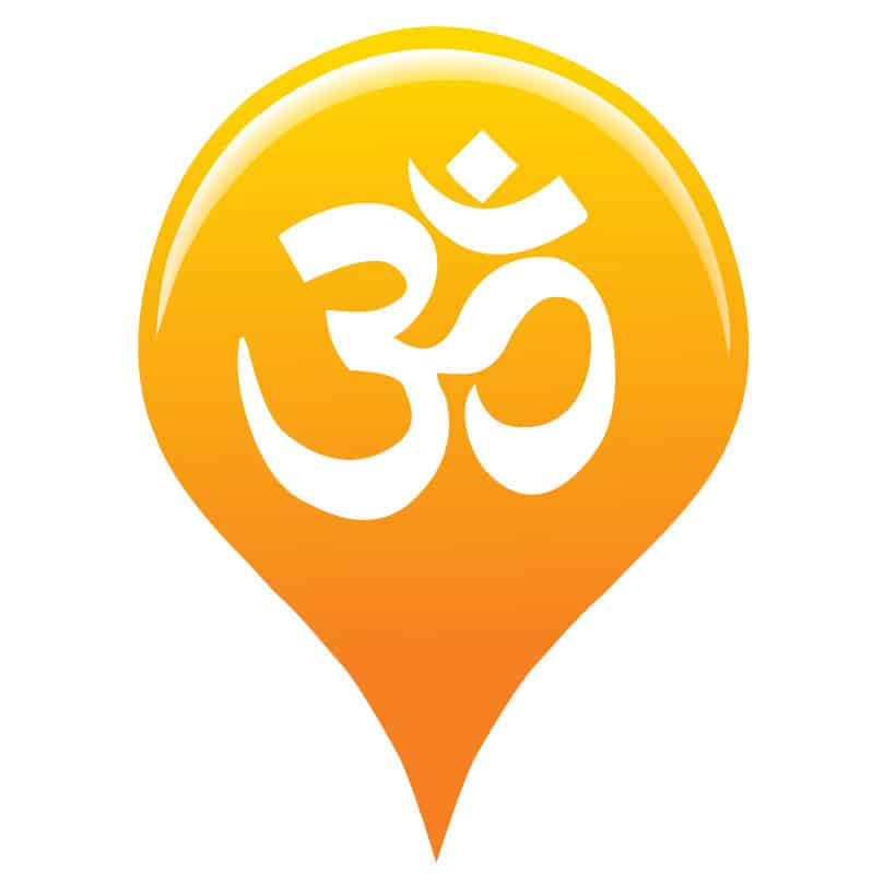 All Hindu Temples LOGO Square