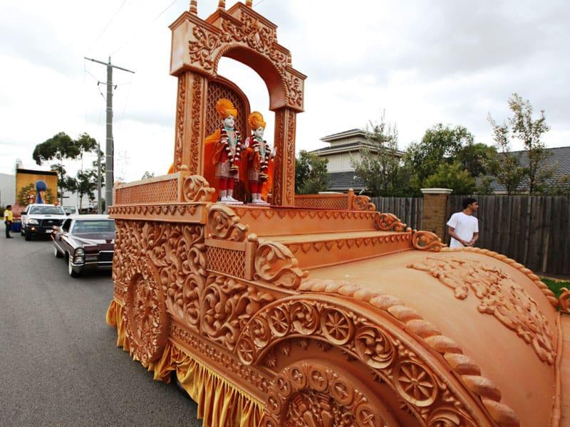 BAPS Shri Swaminarayan Mandir, Melbourne (1)