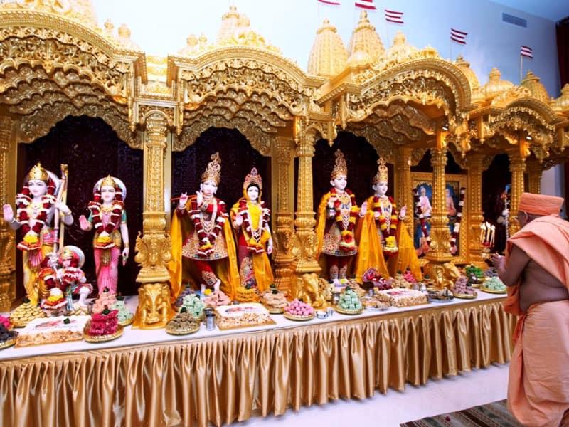 BAPS Shri Swaminarayan Mandir, Melbourne (3)