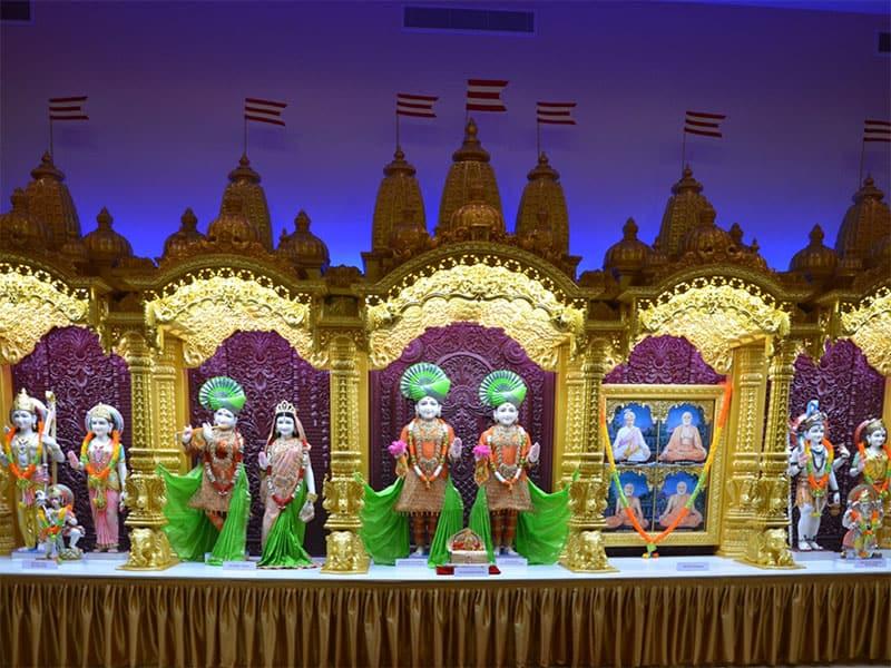 BAPS Shri Swaminarayan Mandir, Melbourne (6)