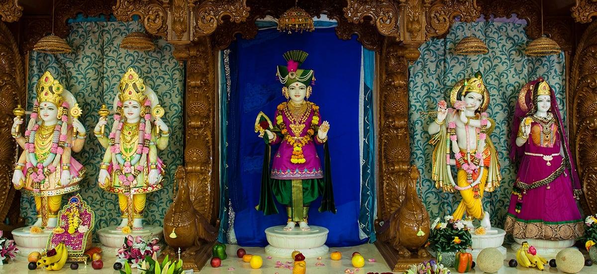 BAPS Shri Swaminarayan Mandir, Melbourne (7)