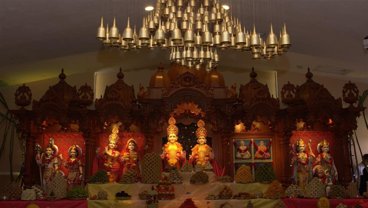 BAPS Shri Swaminarayan Mandir Jacksonville 1