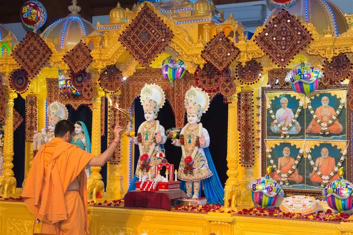 BAPS Shri Swaminarayan Mandir Jacksonville 5