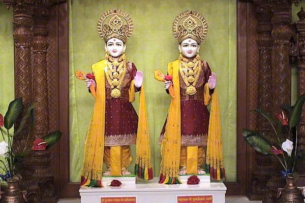 BAPS Shri Swaminarayan Mandir Tampa 2