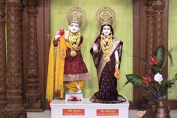 BAPS Shri Swaminarayan Mandir Tampa 3