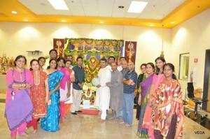 Sri Satyanarayana Swamy Devasthanam Silicon Valley Temple 3