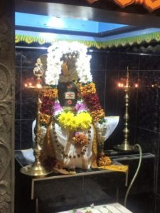 Arunachaleswara (Shiva) temple